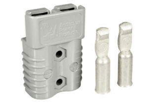 ANDERSON SB-175 CONNECTOR w/ 13.3mm MAIN CONTACTS (Battery Components Forklift)