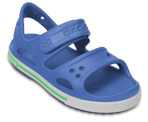 CROCS-CROCBAND-II-SANDAL-PS-scarpe-bambino-zoccoli-sandali-ciabatte-estate-mare