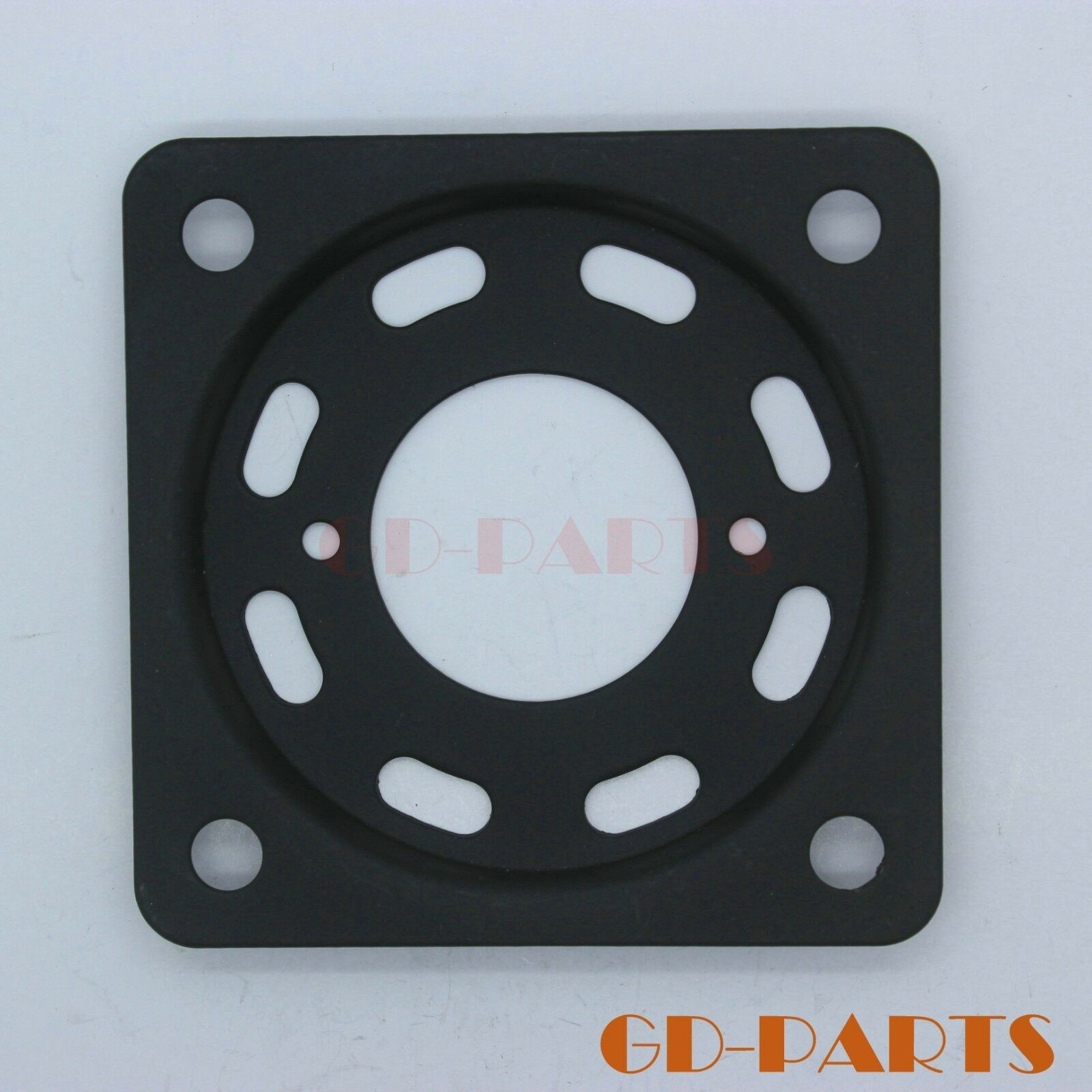 Lot*4 vintage vacuum tube shock proof plates fr 8Pin octal tube socket KT88,R dn