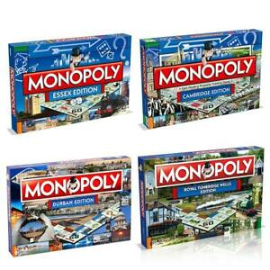 Monopoly-City-Editions-New-2019-gt-Find-Your-City-gt-Direct-from-the-Manufacturer