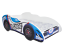Racing-F1-Car-Bed-Children-Boys-Girls-Bed-with-MATTRESS-140x70cm-FREE-GIFT thumbnail 4