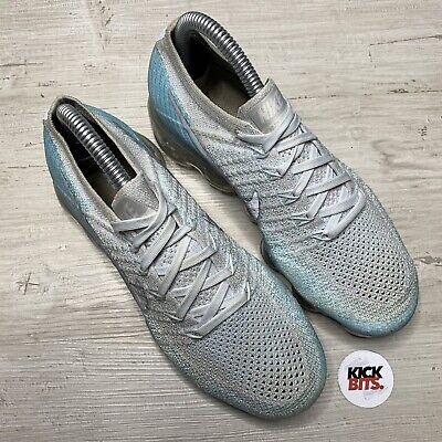 Inactividad Dar derechos Insustituible  Nike Air VaporMax Flyknit Ice Flash Trainers Size 4.5 EU 38 | eBay