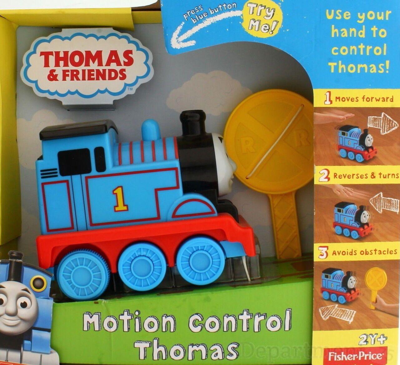 THOMAS & FRIENDS MOTION CONTROL THOMAS THE TRAIN YOU CONTROL CONTROL CONTROL 3f966f