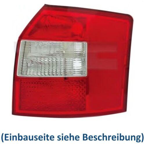 Heckleuchte Rücklicht Hecklicht Rückleuchte AUDI A4 Avant 8E5, B6 Rechts