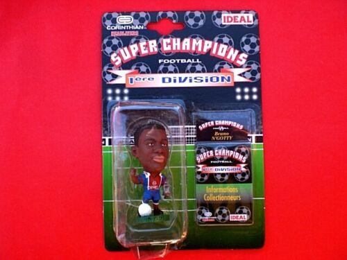 1997 Corinthian  Super Champions FOOTBALL France 1ere Division Bruno N`GOTTY