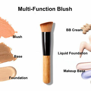 Pro-Makeup-Beauty-Cosmetic-Face-Powder-Blush-Brush-Foundation-Brushes-Tool