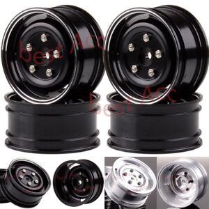 1.9 Inch Wheel Hub Rim Metal for Traxxas HSP SCX10 D90 HPI RC Crawler 4pcs M7T4