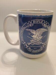 NRA National Rifle Association 11oz Coffee Mug Tea Cup PERSONALIZED