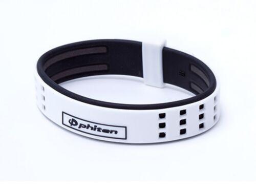 Phiten RAKUWA Bracelet S DUO Type Titanium 15//17//19cm