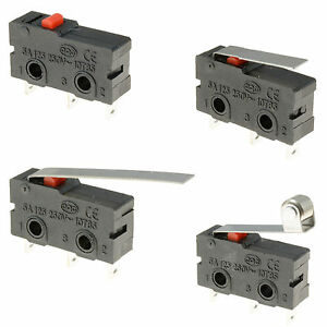 V4-Microswitch-SPDT-5A-Lever-Roller-Micro-Switch