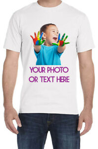 Custom-Made-Personalized-T-Shirts-Photos-on-a-shirt-CLEARANCE-SAME-DAY-SHIPPING
