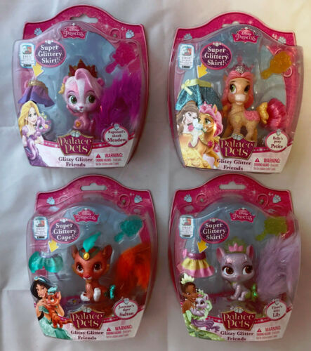 Rapunzel/'s Skunk Meadow Disney Princess Palace Pets Glitzy Glitter Friends