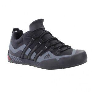 Adidas Terrex Swift Solo d67031 hombre 's walking Trekking Calzado 8 eBay