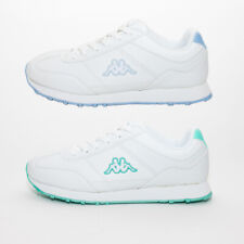 Womens Kappa Zione Trainers RRP £44.99 - 2 Colours Available - Sizes 4 to 8