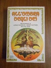ALLOMBRA DEGLI DEI - BIBLIOTECA DI FANTASY & HORROR N.1