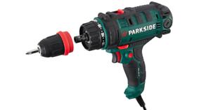 PARKSIDE 2 à Vitesse Filaire Perceuse PNS 300 A1 300 W Max Torque 40 Presque comme neuf