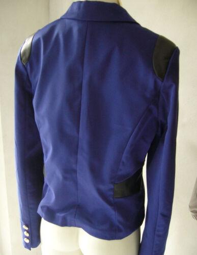 Gr Bleu Extravagant Biba Neuf Blazer Cobalt Uk10 36 ORAAqSwW