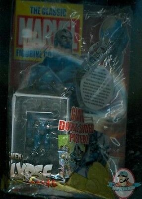 Marvel Figurine Collection Magazine Special Apocalypse Eaglemoss DAMAGED 55