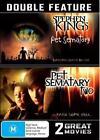Pet Sematary 1 & 2 DVD & Region 4 Post