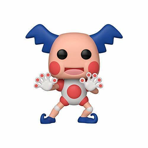 Funko Pop! Games Pokemon-Mr. Mime #582 (Importación USA) ACC NUEVO