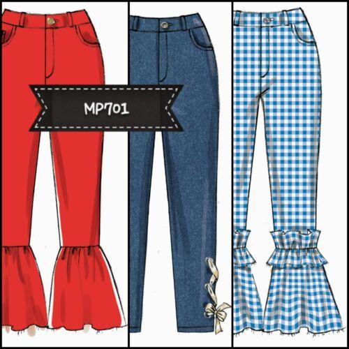 McCall/'s MP685 /& MP701 Easy Misses Women/'s Pants Tops Size RR 18W 20W 22W 24W