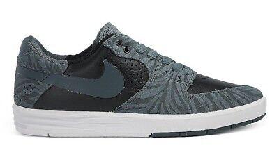 Nike Sb Paul Rodriguez 7 Lunar Premium Herren Skater Schuhe Schwarz 599604 440