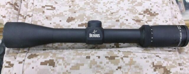 Burris 200322 Fullfield E1 3-9 x 40 Illuminated Scope Black