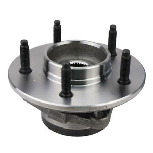 OE-Front-Wheel-Hub-Bearing-w-5-Lug-Assembly-for-00-97-Ford-F-150-4WD-w-Rear-ABS