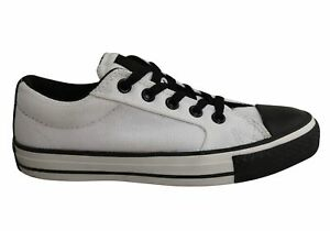 Converse-Ct-Ill-Ox-Older-Kids-Boys-Canvas-Lace-Up-Casual-Shoes-KidsShoes