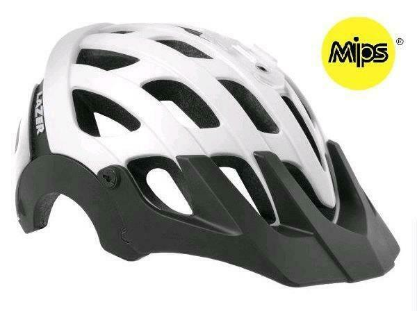 Lazer - Revolution MIPS - MTB Mountain Bike XC Enduro Helmet - White