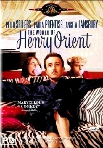 1 of 1 - THE WORLD OF HENRY ORIENT New Dvd PETER SELLERS ***