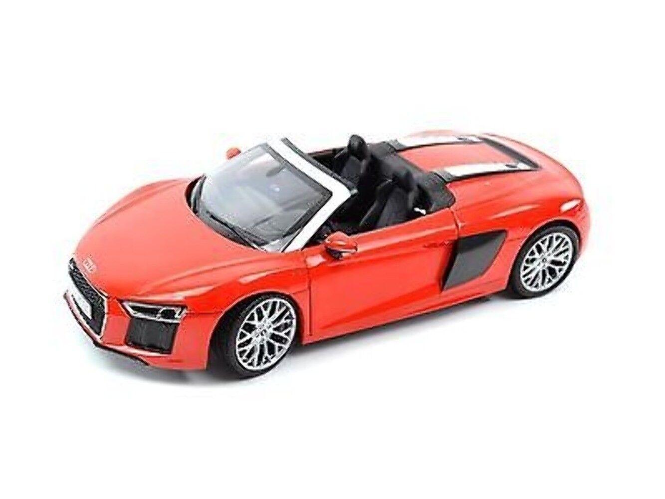 Audi R8 Spyder V10,Dynamitred,1 18 5011618552