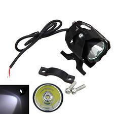 1200LM 10W LED Motorcycle Car Driving Headlight Fog Lamp Spot Light Universal #