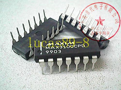 Maxim MAX3100CPD IC UART PDIP14 x 1pc