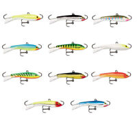 Rapala Jigging Rap W3 Ice Jig 1 1/2 (3.8cm) Choose Color
