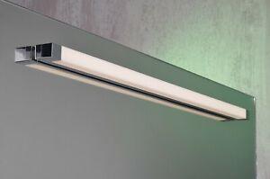 Details zu LED Bad Spiegel-Leuchte Badezimmer Beleuchtung Einbau-Lampe  Schminklicht 12,5W