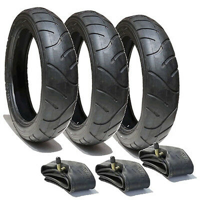 POSTED FREE 1ST CLASS I CANDY APPLE TYRE AND TUBE SET SIZE 280 X 65-203