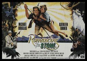 Romancing-the-Stone-riproduzione-film-POSTER