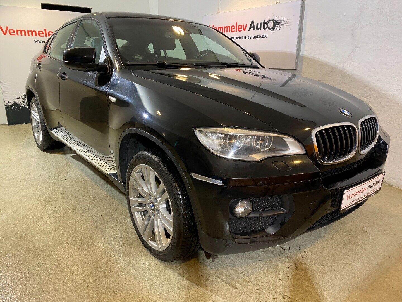 BMW X6 3,0 xDrive30d M-Sport aut. 5d