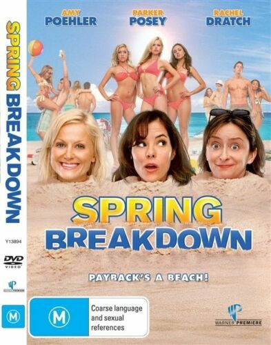 1 of 1 - Spring Breakdown (DVD, 2009)