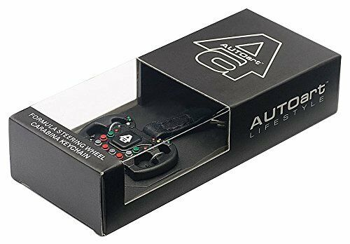 AUTOARTDESIGN FORMULA STEERING WHEEL KEY CHAIN