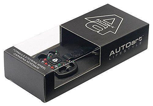 Autoartdesign Formule Volant de Direction Porte-Clés