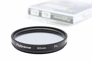Fujiyama 37mm Polarizing Filter Silver
