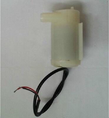 1.5W 6 V 120L/H DC Power submersible mini water pump fountain aquarium Solar