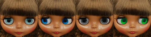 """Takara 12/"""" Neo Blythe Dark Skin Joint Body Nude Doll from Factory TBY362"""
