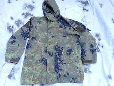 GERMAN ARMY waterproof goretex SMOCK coat JACKET FLAKTARN FLEKTARN CAMO