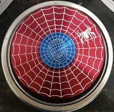 Spiderman Spinner Fidget Hand Spinners MARVEL Toys Spider man Circle Spinner RED