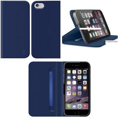 sale retailer 6ed01 4aaf8 Genuine ORIGINAL BELKIN FLIP CASE Apple iPhone mobile cell smart phone  cover New | eBay