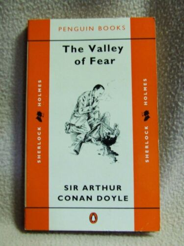 1 of 1 - The Valley of Fear by Sir Arthur Conan Doyle (Paperback, 1981)