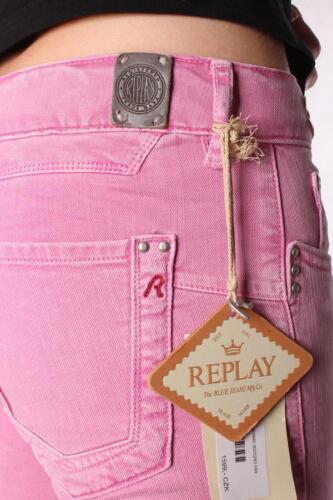 REPLAY WX640 8005280 699 Radixes Rosa Jeans